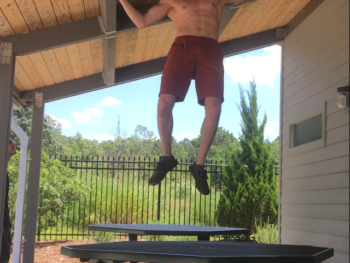 How to Train for One-Arm Pullups
