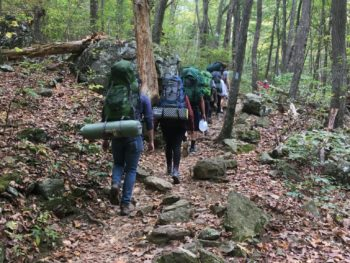 How to Pack for a Weekend Backpacking Trip