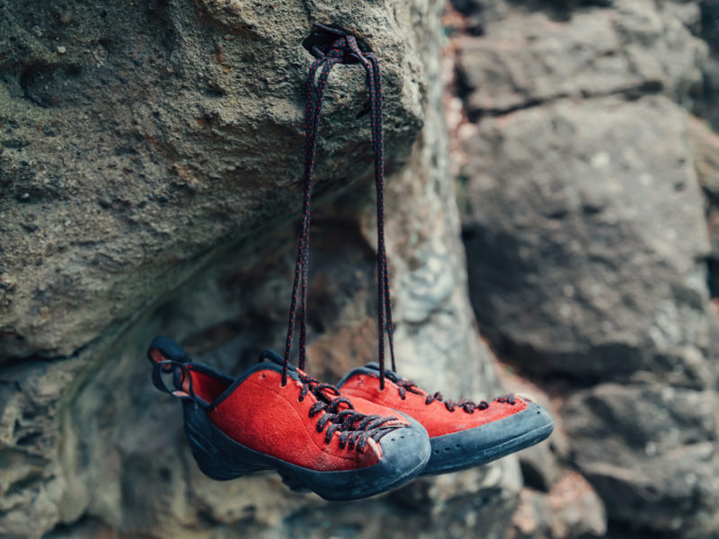 A Guide to Climbing Shoes